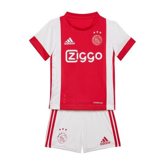 adidas Ajax Thuis Babytenue 2020-2021