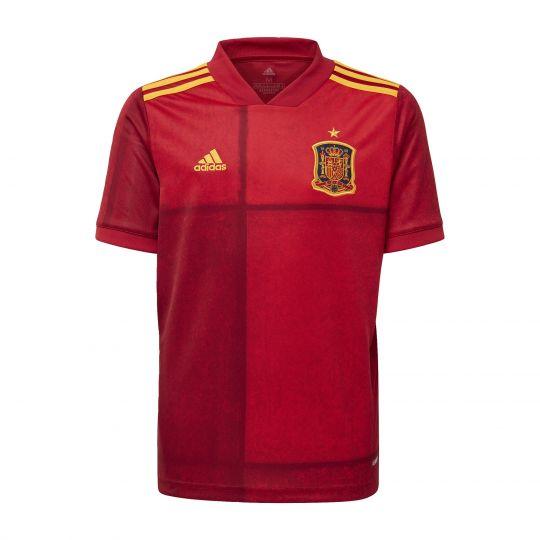 adidas Spanje Thuisshirt 2020-2021 Kids