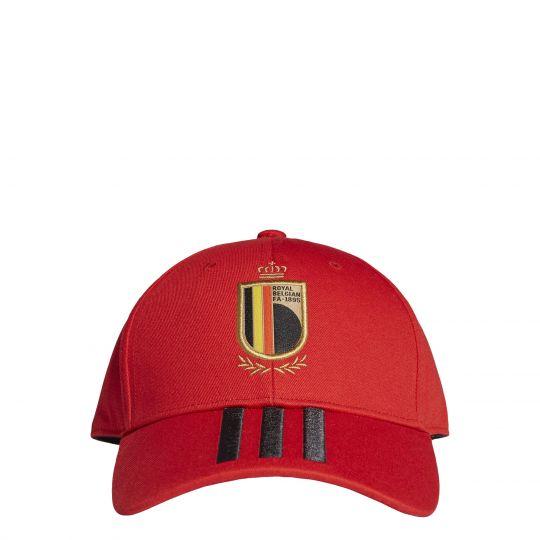 adidas Belgie BB Pet 2020 Rood Zwart