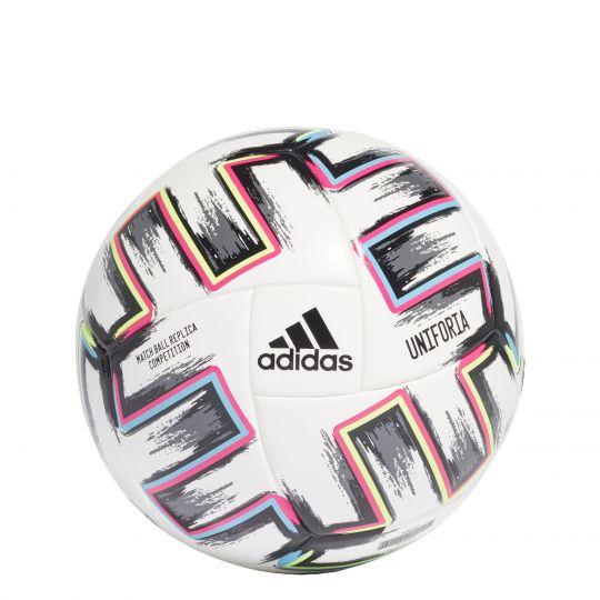adidas Uniforia Competitie Voetbal Wit Zwart