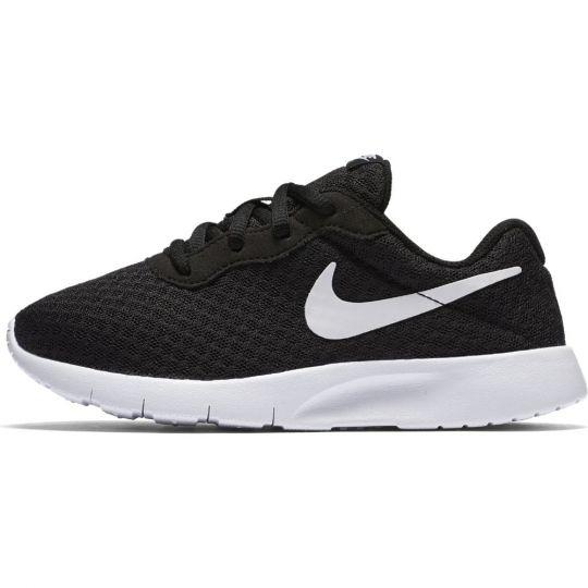 Nike Tanjun Sneakers Kids (Peuters) Zwart Wit