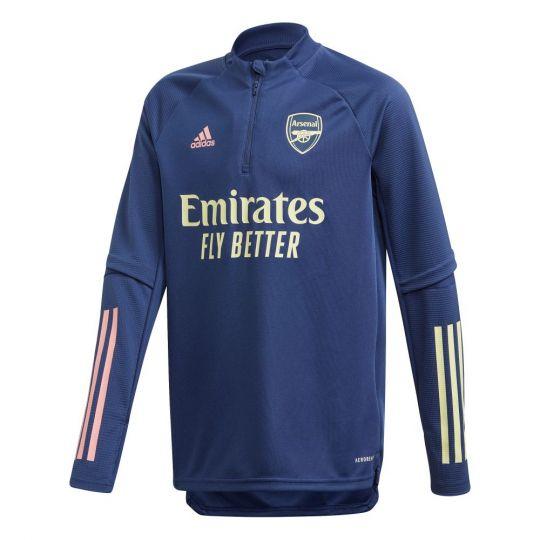 adidas Arsenal Trainingstrui 2020-2021 Kids Blauw Geel Roze