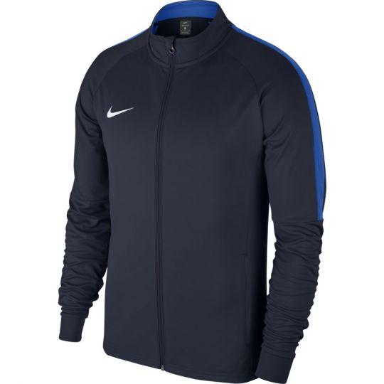 Nike Dry Academy 18 Trainingsjack Donkerblauw