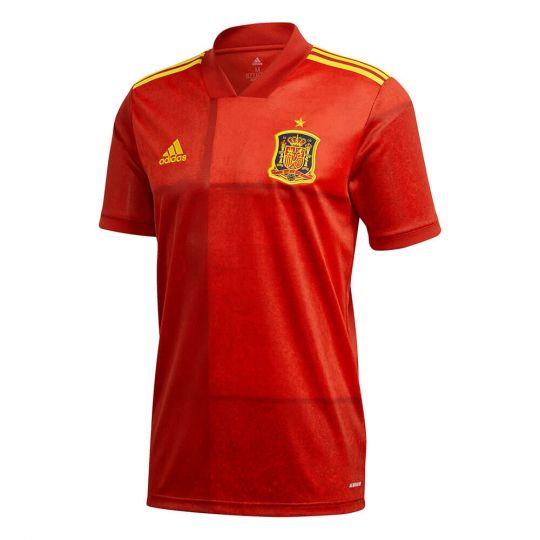 adidas Spanje Thuisshirt 2020-2021
