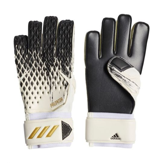adidas PREDATOR Keepershandschoenen Match Wit Zwart Goud