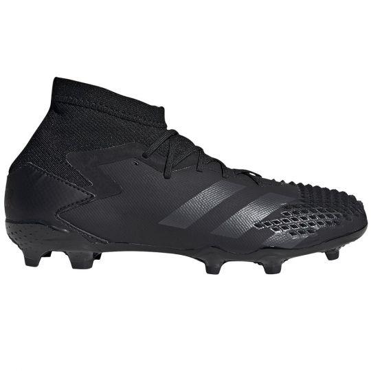 adidas PREDATOR MUTATOR 20.1 GRAS VOETBALSCHOENEN (FG) Kids Zwart Zwart Roze