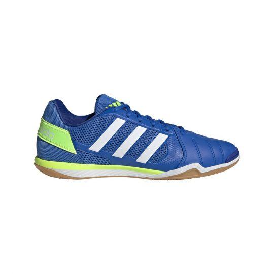 adidas Top Sala Zaalvoetbalschoenen (IN) Blauw Wit Groen