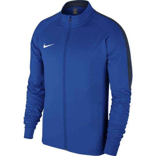 Nike Dry Academy 18 Trainingsjack Kids Royal Blue