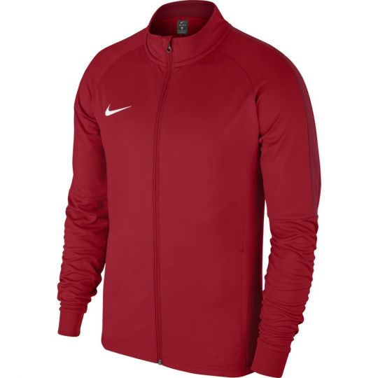 Nike Dry Academy 18 Trainingsjack Kids University Red
