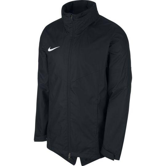 Nike Academy 18 Regenjack Black Black
