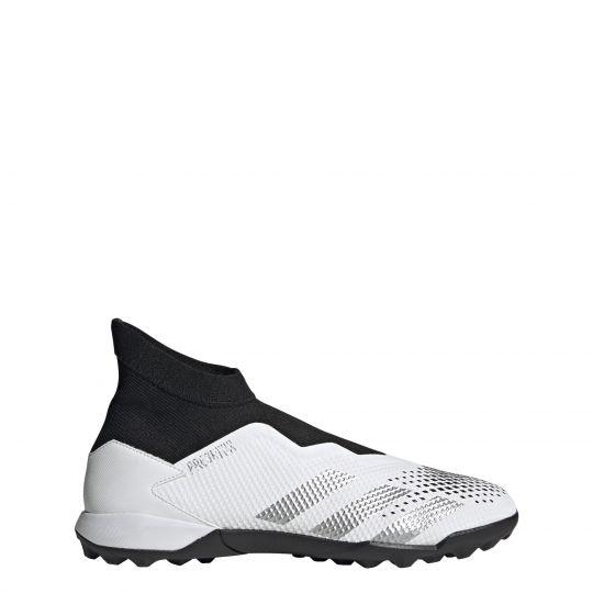 adidas Predator 20.3 LL Turf Voetbalschoenen (TF) Wit Zwart Goud