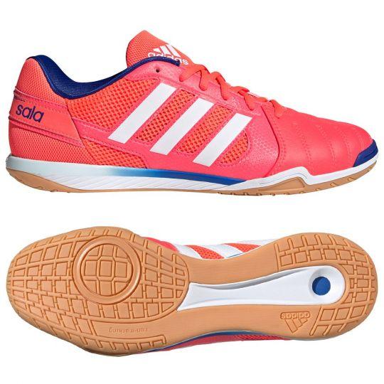 adidas Top Sala Zaalvoetbalschoenen (IN) Roze Wit Blauw