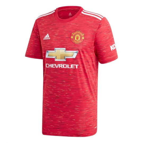 adidas Manchester United Thuisshirt 2020-2021