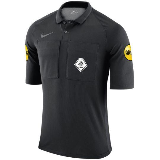 Nike KNVB Scheidsrechtersshirt 2020-2022 Zwart