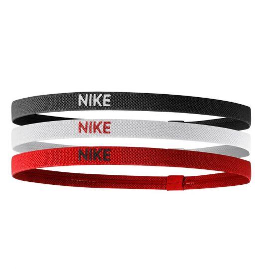 Nike Elastische Haarbanden 3 Stuks BWR