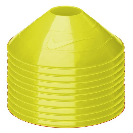 Nike Team Sport 10-pack Training Cones Volt