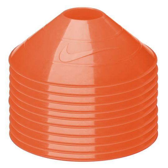 Nike Team Sport 10-pack Training Cones Orange