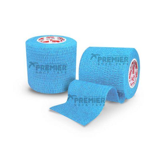 Premier Pro-Wrap Sokkentape 5.0cm Lichtblauw