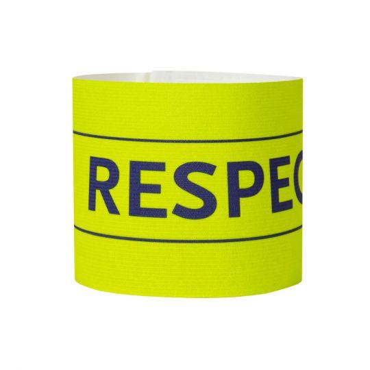 Aanvoerdersband KNVB Respect Geel