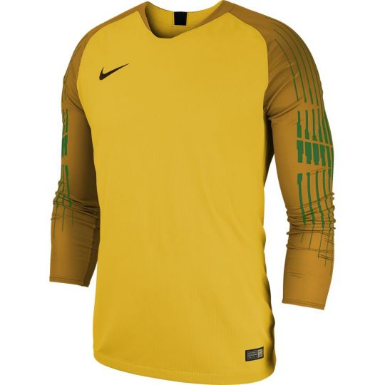 Nike Gardien II Keepersshirt Lange Mouwen Tour Yellow
