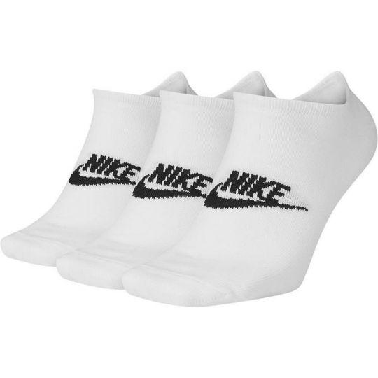 Nike NSW Essential Enkelsokken 3-Pack Wit