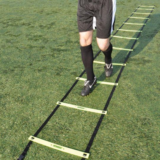 Trainingsladder basic verstelbaar 6M