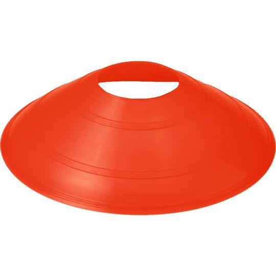 PIRI Pionnen soft plastic klein 10 st. Oranje