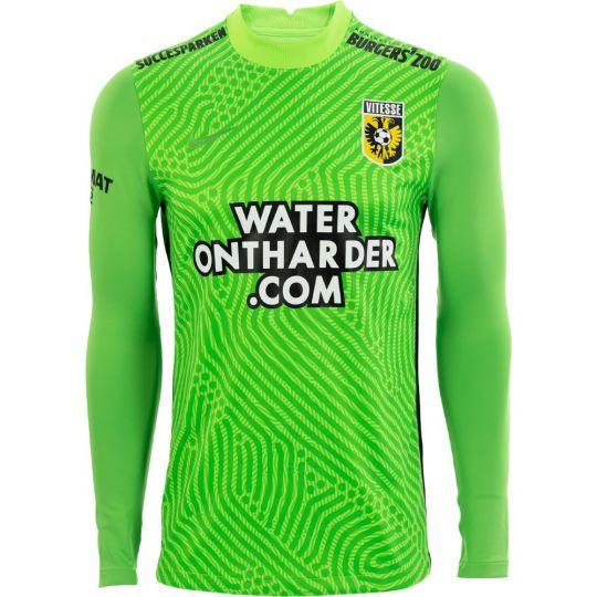 Nike Vitesse Keepersshirt Lange Mouwen 2020-2021 Groen
