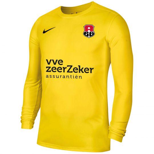 Alexandria 66 Keepersshirt Junior LM Geel