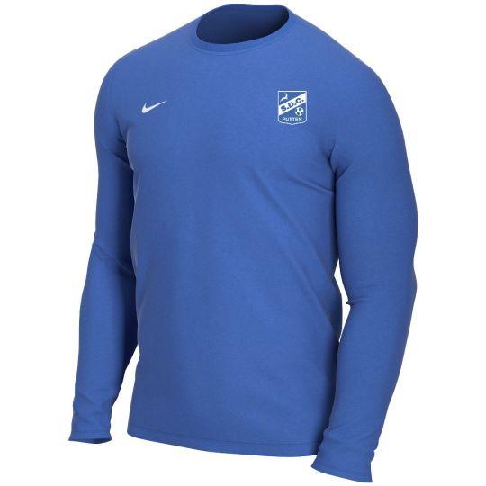 SDC Putten wedstrijdshirt Senior Blauw