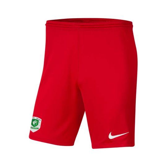 GZV Watergras Keepersshort Rood