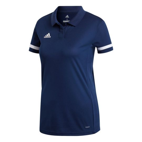 adidas T19 Polo Dames Donkerblauw