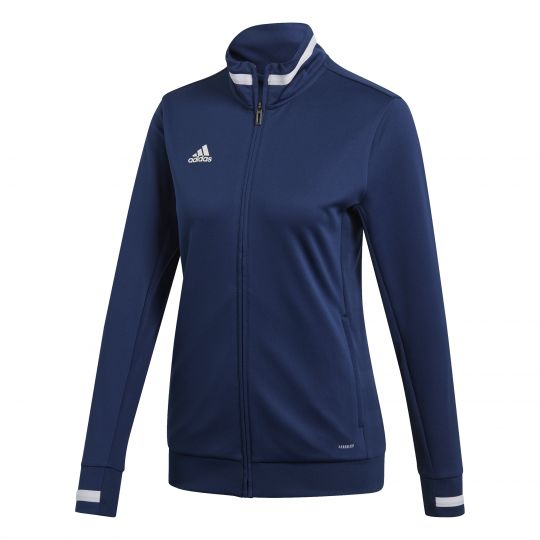 adidas T19 Trainingsjack Dames Donkerblauw