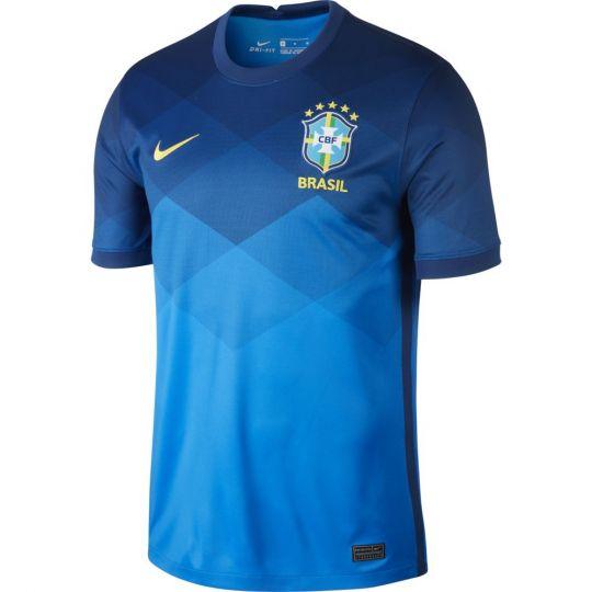 Nike Brazilie Uitshirt 2020-2021