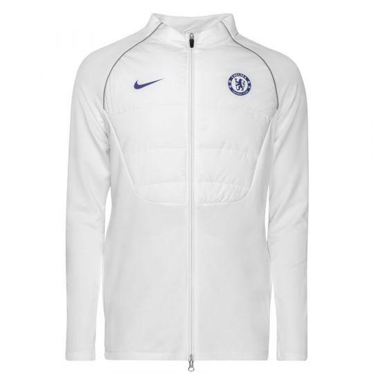Nike Chelsea Therma Strike DRL Trainingstrui CL 2020-2021 Wit
