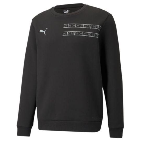 PUMA x BALR Crew Sweater Zwart