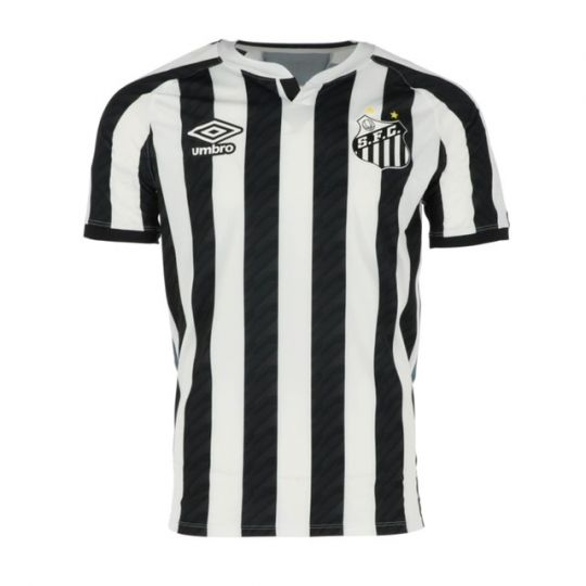 UMBRO Santos FC Thuisshirt 2020-2021