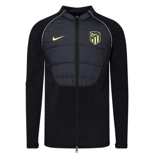 Nike Atletico Madrid Therma Strike Trainingstrui 2020-2021 CL Zwart