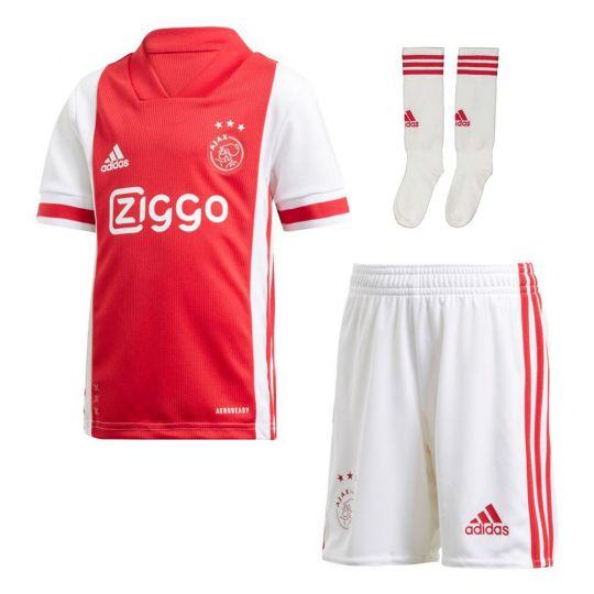 adidas Ajax Thuis Minikit 2020-2021 Kids