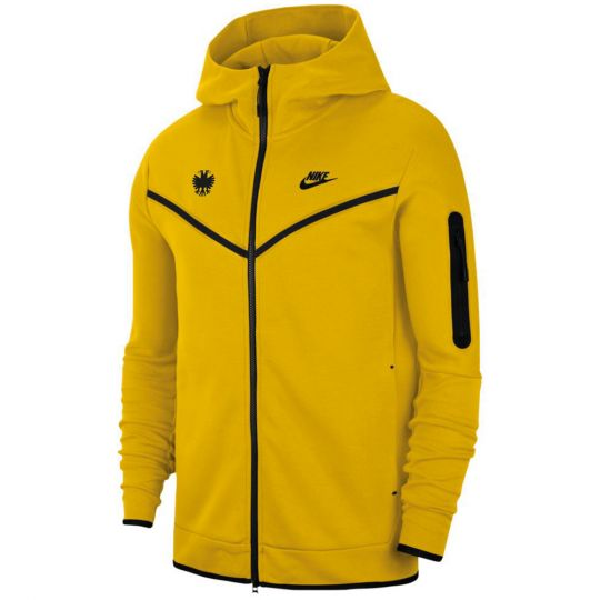 Nike Vitesse Tech Fleece Hoodie 2020-2021 Geel
