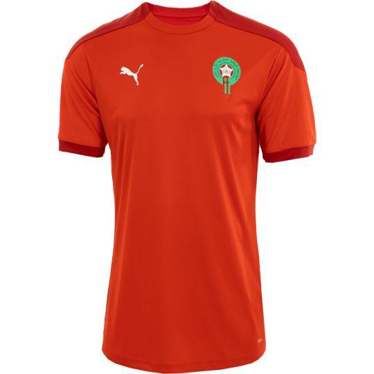PUMA Marokko Trainingsshirt 2020-2022 Rood