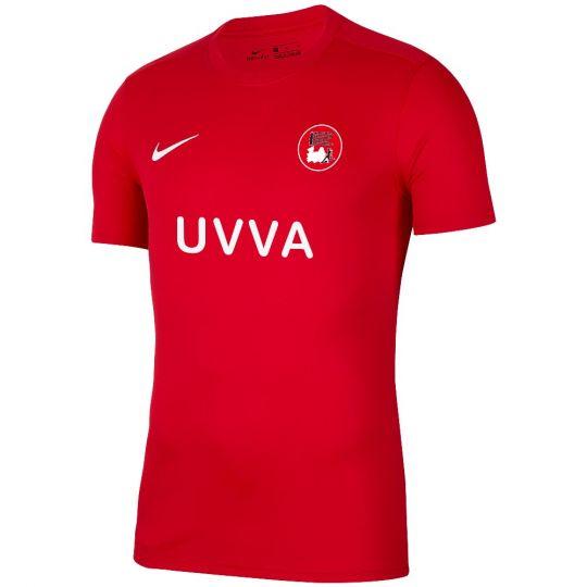 UVVA Wedstrijdshirt Junior Rood