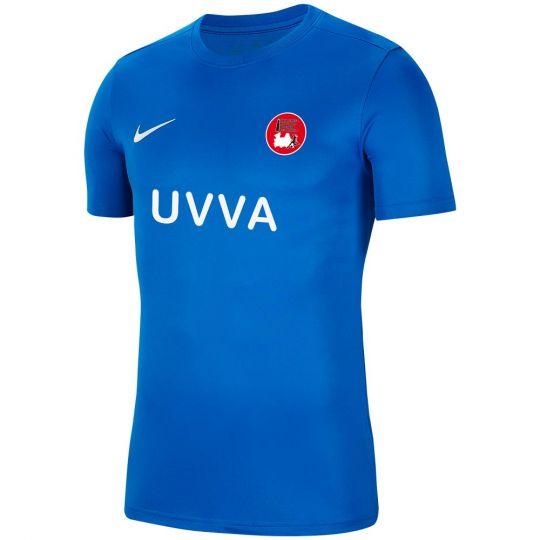 UVVA Keepersshirt Junior Blauw Wit