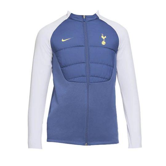 Nike Tottenham Hotspur Therma Strike DRL Trainingstrui CL 2020-2021 Lichtblauw