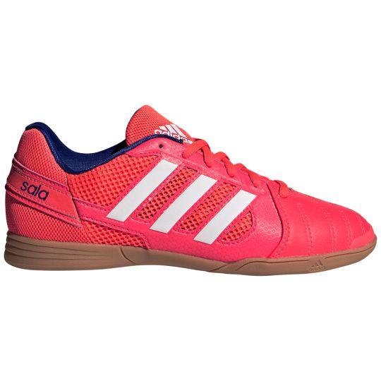 adidas Top Sala Zaalvoetbalschoenen (IN) Kids Roze Wit Blauw