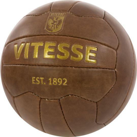 Vitesse Retro voetbal + Gratis Standaard