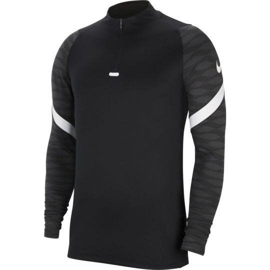 Nike Strike 21 Trainingstrui Dri-Fit Zwart Wit