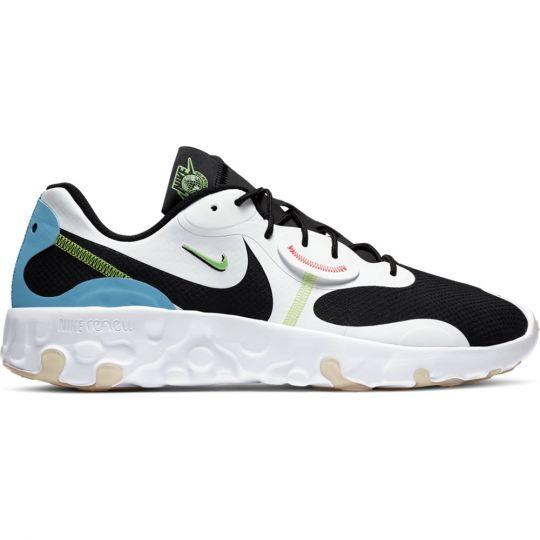 Nike Renew Lucent II Sneaker Wit Zwart Blauw