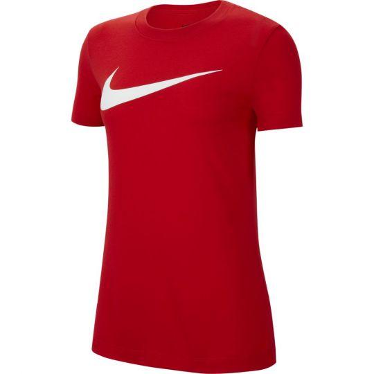 Nike Park 20 T-shirt Hybride Vrouwen Rood