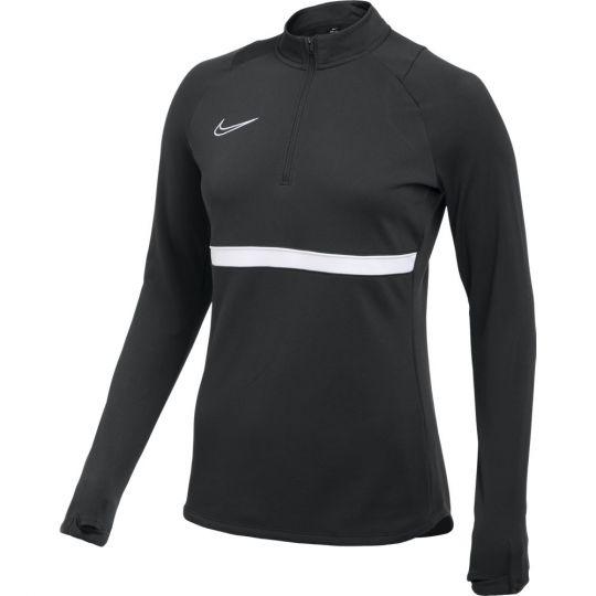 Nike Academy 21 Trainingstrui Dri-Fit Vrouwen Zwart Wit